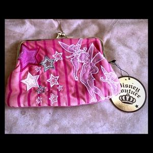 Disney by loop tinker bell mini clutch